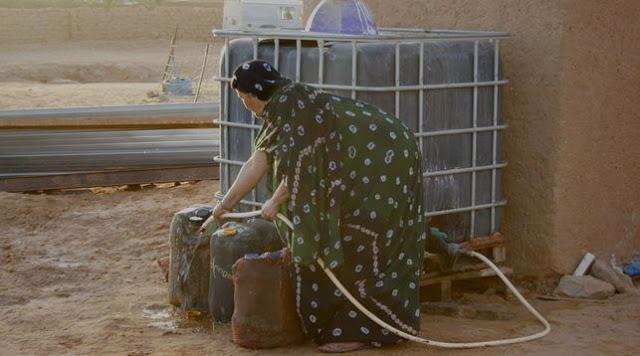 Crisis de agua en los campamentos saharauis provoca que 30 mil de personas no tengan acceso a agua potable.