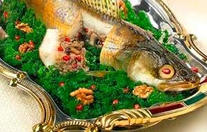 Рецепты приготовления рыбы острогой