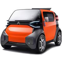 Farklı Bir Elektrikli Otomobil: Citroen Ami One