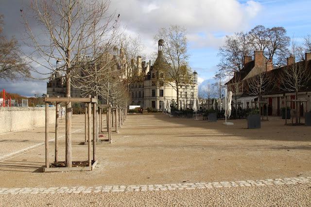 Diário de viagem: Castelo de Chambord, na França