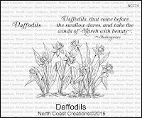North Coast Creations Daffodils