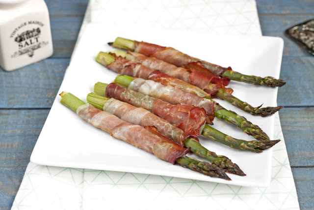 potrawy ze szparagów