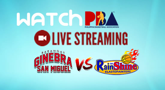 Livestream List: Gimebra vs ROS game live streaming March 2, 2018 PBA Philippine Cup