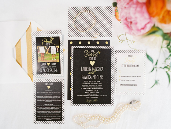Minted Wedding Invites