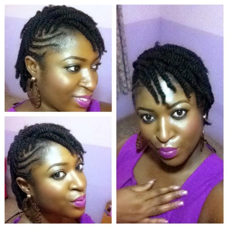 Hotd Side Flat Twists And Twists Combo Annette Akye