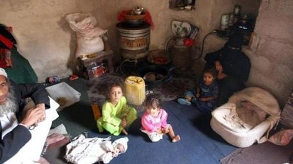 الشعب اليمنى ينتحر بسبب الجوع