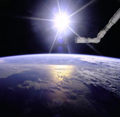 Satèl·lits fixos en el cel