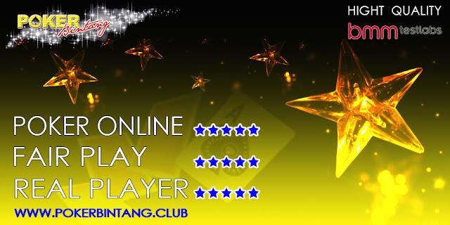 Poker Bintang , Bintangnya Poker Online