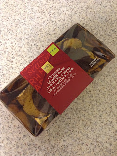 marks spencer belgian dark chocolate coated chilli rotilla chips
