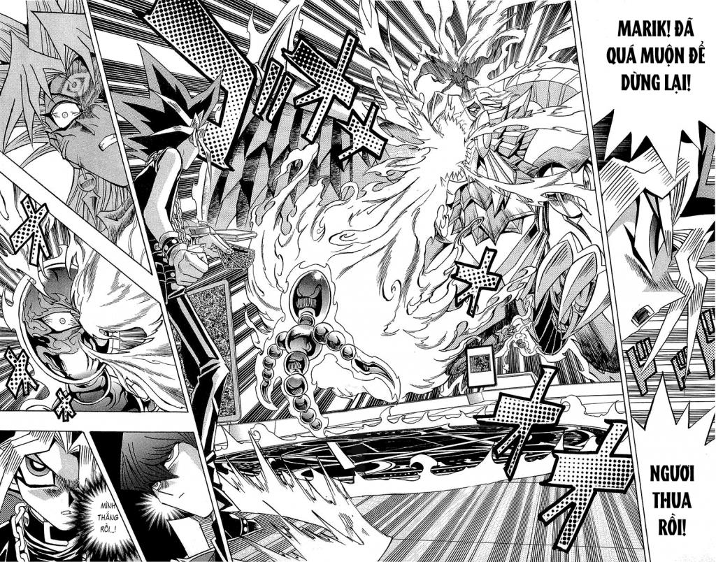YUGI-OH! chap 270 - devil sanctuary trang 6