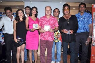 Two Bollywood Cinema Mr. Bhatti On Chutti and Rakhtbeej Audio Release events