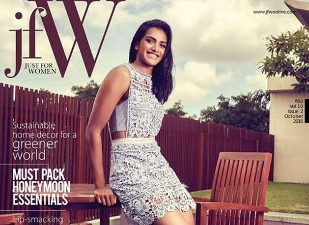 Badminton Ace P.V.Sindhu Sexy HD Photos is too hot to handle