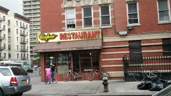 Grave un dominicano apuñalado en el Alto Manhattan que colapsó dentro de restaurante