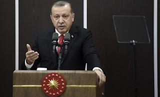 Βαραίνει το κλίμα με Τουρκία