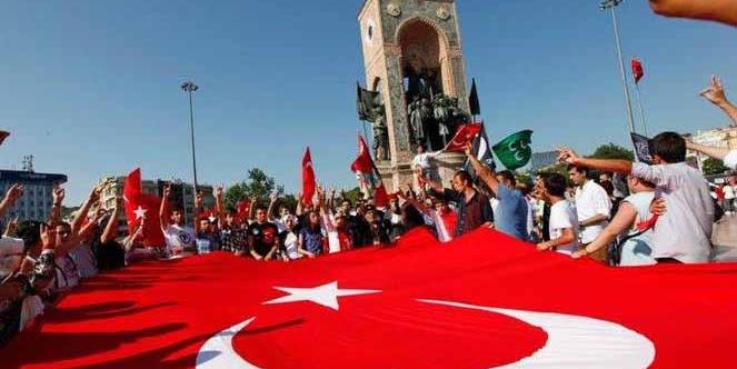 Presiden Tukri Erdogan: Rakyat Turki Siap Lindungi Habib Rizieq