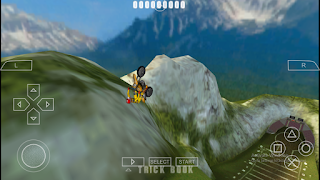 RedBull X-Fighters PPSSPP CSO High Compressed 8,3mb