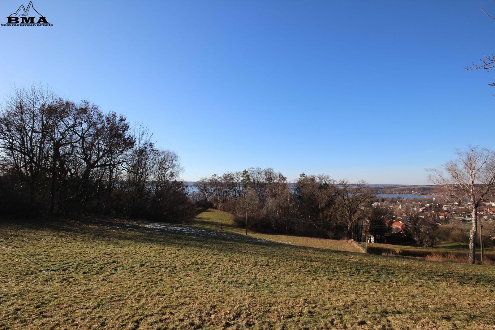 Wandern In Munchen Von Herrsching Ammersee Zum Kloster Andechs