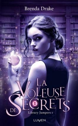 Library Jumpers, Tome 1 : La Voleuse de secrets.