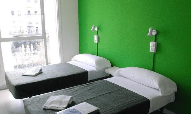Motion Chueca, dormir en Madrid 13 euros noche