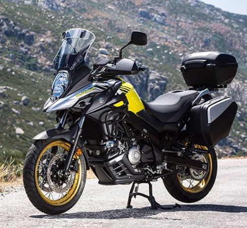 Suzuki Vstrom 650 XT Pricing latest new used, image review