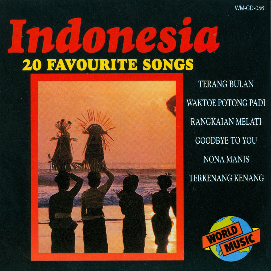 Various Artists - Indonesia - 20 Favourite Songs - Album (2009) [iTunes Plus AAC M4A]