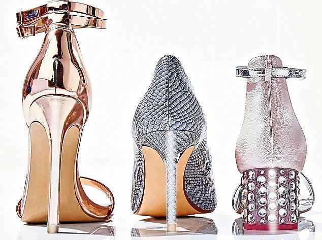Heel Height Shoes Jago Co Uk