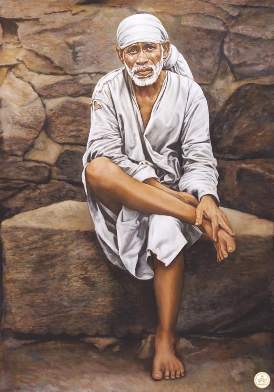 Sai Baba Of Shirdi - A Blog: Meditation on Guru - As