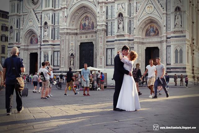 Fotograf we Włoszech - sesja ślubna we Florencji