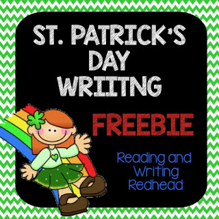 March Teaching Resources  from Reading and Writing Redhead - St. Patrick's Day, March Madness and more!