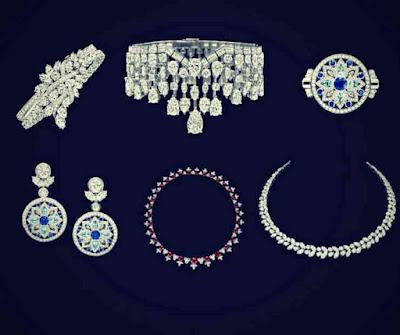 Joias Harry Winston - Harry Winston Jewelry - Joalherias Famosas