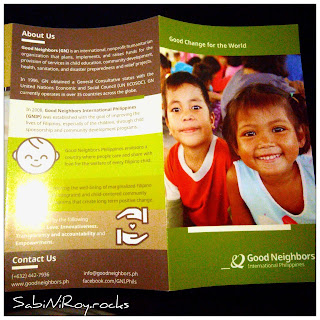 support children's rights by good neighbors international philippines