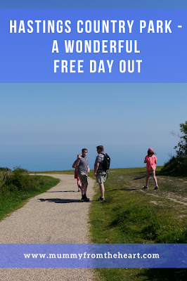 Hastings Country Park is fun for a free family day out, there is miles of clifftop walks, flora and fauna.