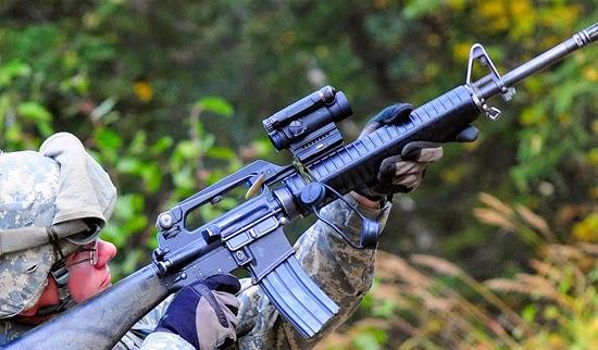 Arma - M16A2