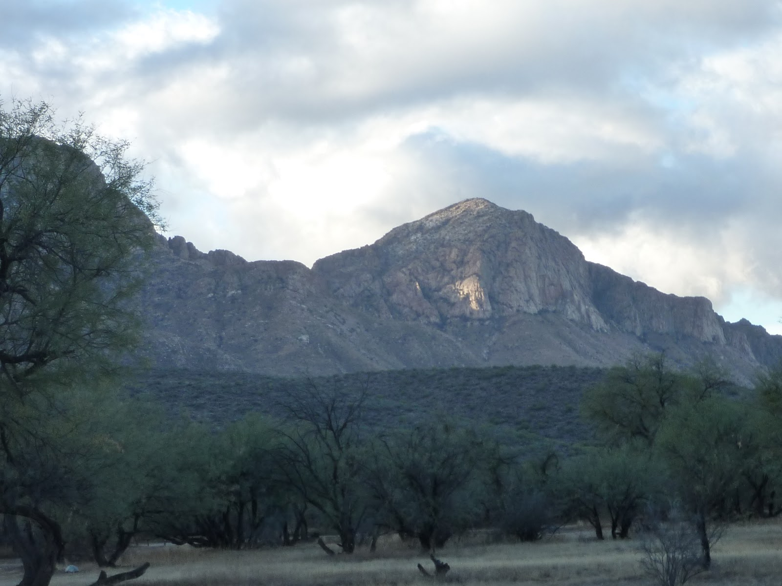 Travels Of The Mercury Santa Catalina Mountains Tucson