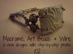 Macramé, Art Beads & Wire
