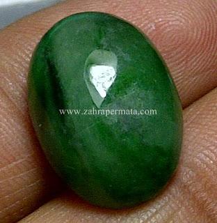 Batu Permata Giok Type A + Memo - ZP 604