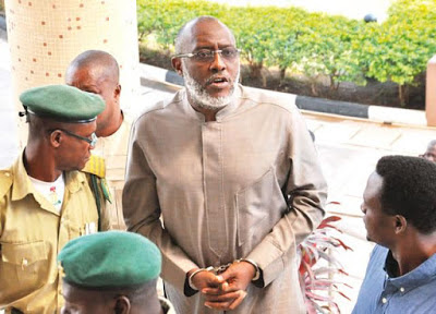 Image result for FG plotting to convict me at all cost – Olisa Metuh
