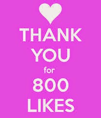 Thanks For the 800 Likes On Facebook #Notjustwarri