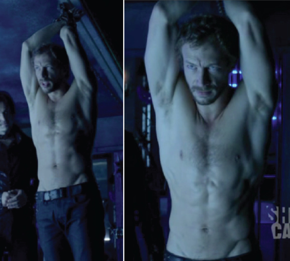 Celebrity Kris Holden Ried Nude Png