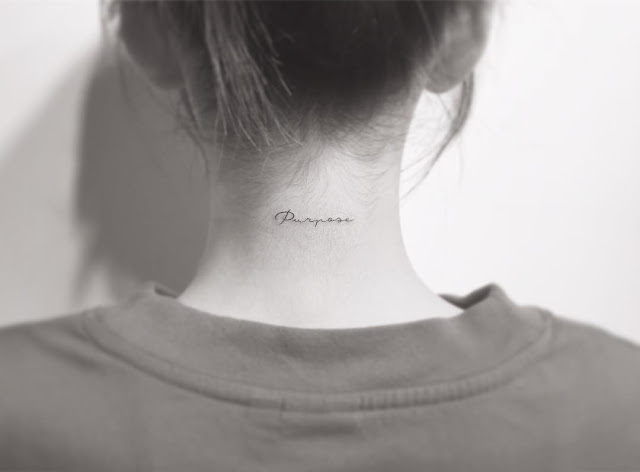 Check out the new tattoo of snsd 39 s taeyeon wonderful for Generation 8 tattoo