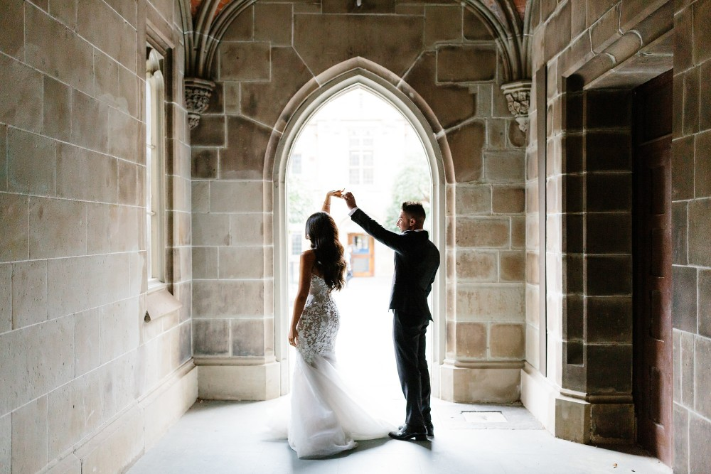 LOVE: GABRIELLE & ADRIAN   FAIRYTALE METROPOLIS WEDDING MELBOURNE VIC