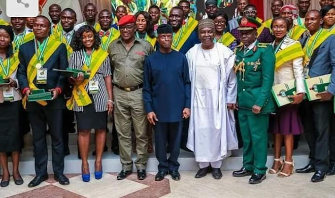 PMB OFFERS SCHOLARSHIPS, EMPLOYMENT TO 168 EX-CORPS MEMBERS (2015/2016/2017)