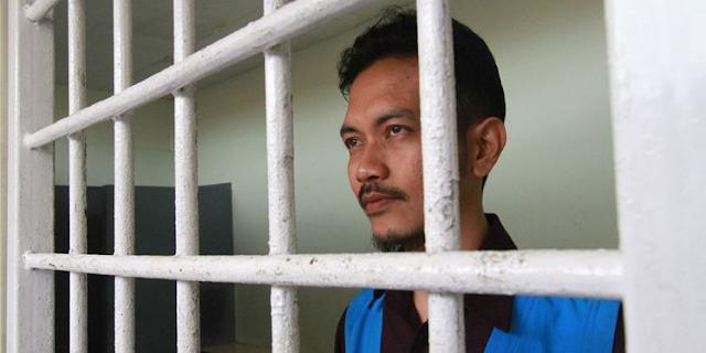 Fidelis, Suami yang Obati Istri dengan Ganja, Divonis 8 Bulan Penjara dan Denda Rp.1 Miliar