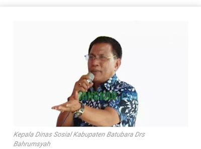 Drs. Bahrumsyah : Penerima Bansos PKH dan BPNT Akan Di Evaluasi