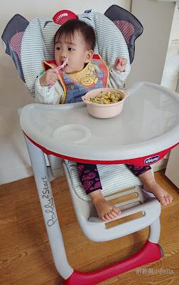 開始培養同枱食飯,一張BB餐椅要具備那幾項?