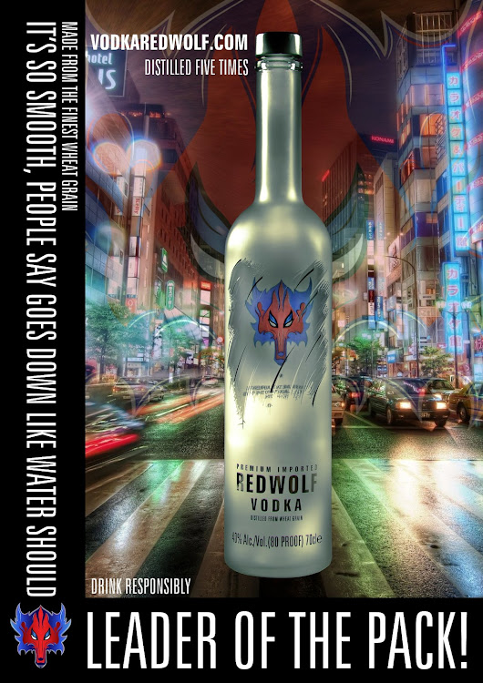 RED WOLF VODKA COLOSSUS AT, THE GREAT TRI BORDER SOMERSET CHILLI FESTIVAL 2013, 20TH JULY