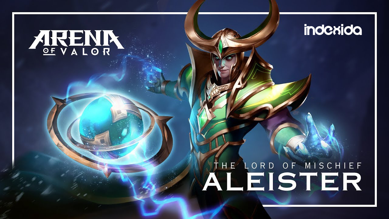 Arena of Valor Hero Spotlight Wallpaper - Indexida « Indonesian