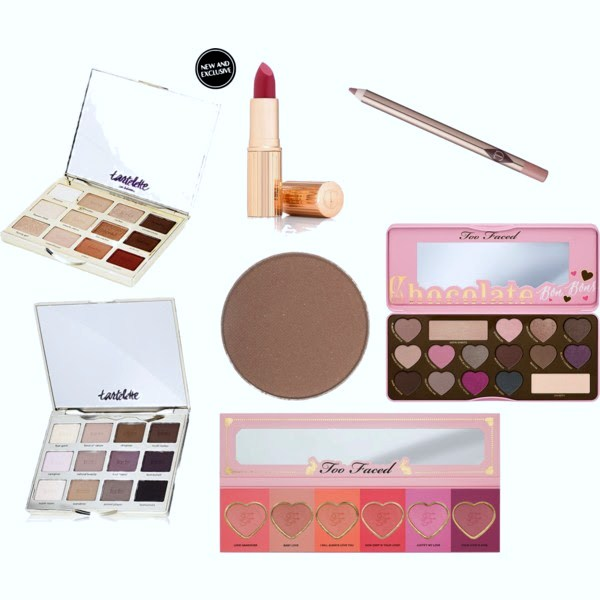 makeup wishlist too faced tarte charlotte tilbury makeup geek