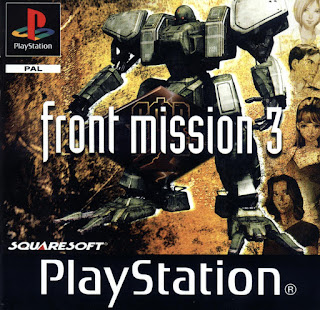 Link Front Mission 3PS1 ISO Clubbit