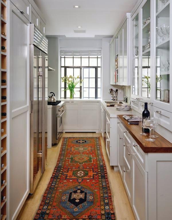 40 desain dapur kecil minimalis sederhana for Kitchen set yang bisa dipindah